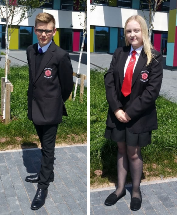 Uniform for Years 7 to 11