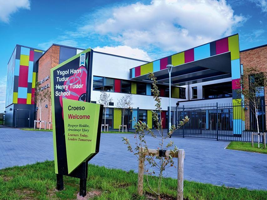 The House System Ysgol Harri Tudur Henry Tudor School