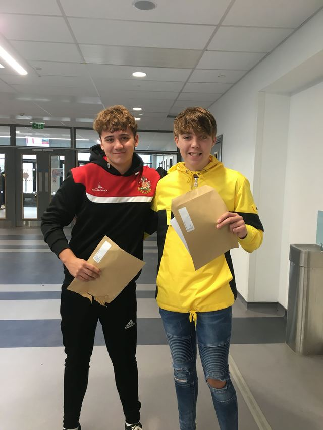 GCSE results day 2019 - 3