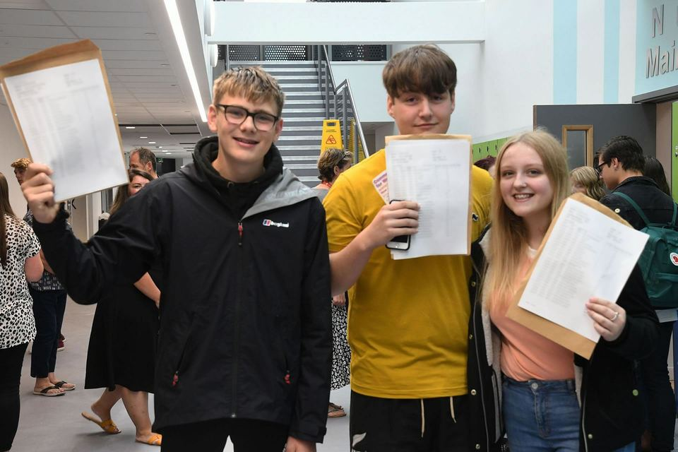 GCSE results day 2019 - 6