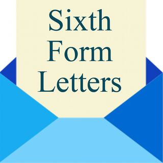 6th Form Letters