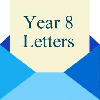Year 8 Letters