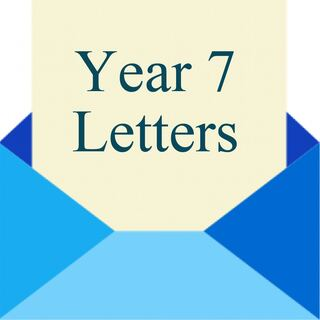 Year 7 Letters