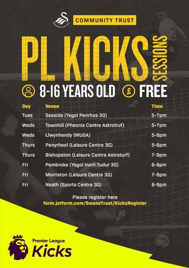 20-21 PL Kicks Sessions Flyer